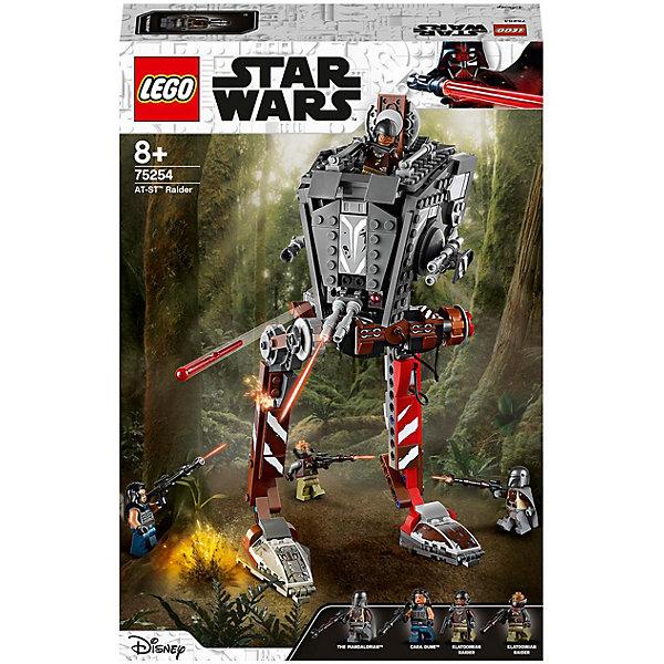 LEGO Конструктор Star Wars 75254: Диверсионный AT-ST