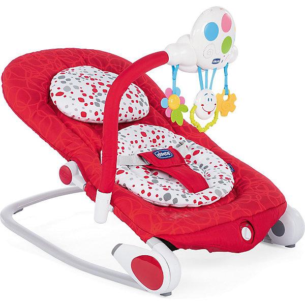 Купить Кресло-качалка Chicco Ballon Baby, cherry, Китай, красный, Женский