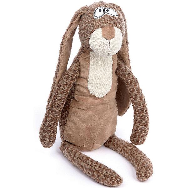 Sigikid Мягкая игрушка Sigikid Зверский Город Кролик игра закончена, 50 см sigikid мягкая игрушка sigikid зверский город моя тебя любить 32 см