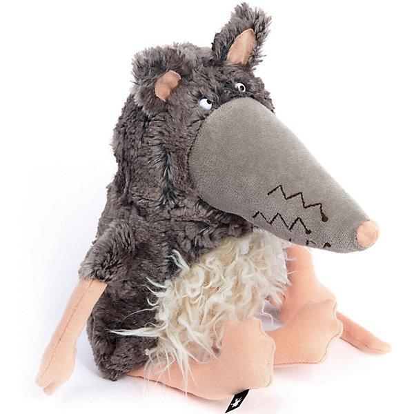 Sigikid Мягкая игрушка Sigikid Зверский Город Сластёна, 33 см игрушка дракон 45 см sigikid игрушка дракон 45 см
