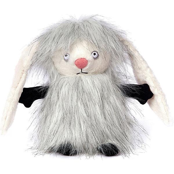 Sigikid Коллекционная игрушка Зверский Город, Заяц Снежный Патруль, 28 см игрушка