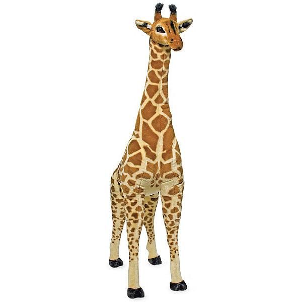 Мягкая игрушка Melissa & Doug, Большой Жираф