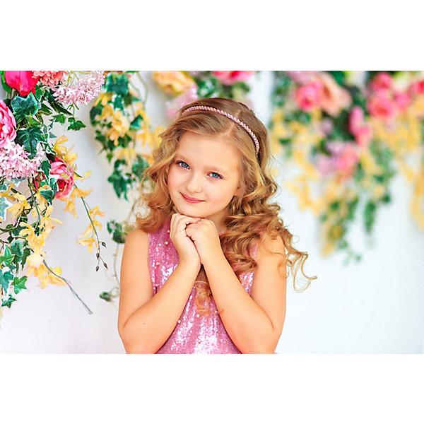 Нарядное платье Aliciia розовый  11154259