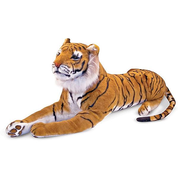 Melissa & Doug Мягкая игрушка Doug, Тигр