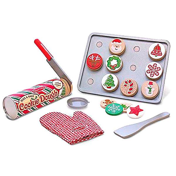 Melissa & Doug Набор Готовь и играй, Рождественские кексы