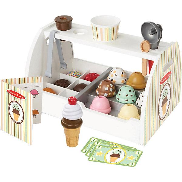 Melissa & Doug Набор для приготовления мороженого Готовь и играй