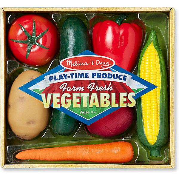 Melissa & Doug Набор овощей Готовь и играй