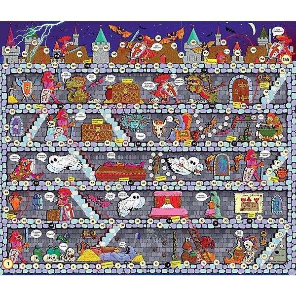 Дрофа-Медиа Настольная игра Дрофа-Медиа Тайны старого замка настольная игра дрофа медиа игры малышам профессии