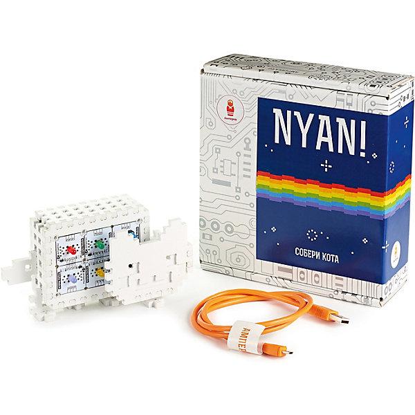 Амперка Электронный конструктор Амперка NYAN! электронный конструктор electronic blocks музыкальный модуль yj 188170488 1csc 20003428
