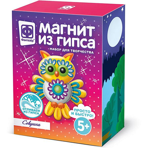 Купить Набор для творчества Фантазер «Совушка», Fantazer, Россия, разноцветный, Унисекс