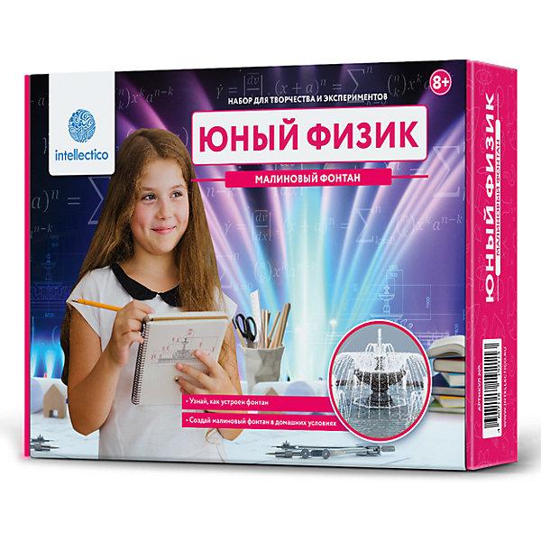 Intellectico Набор 209 «Малиновый фонтан»