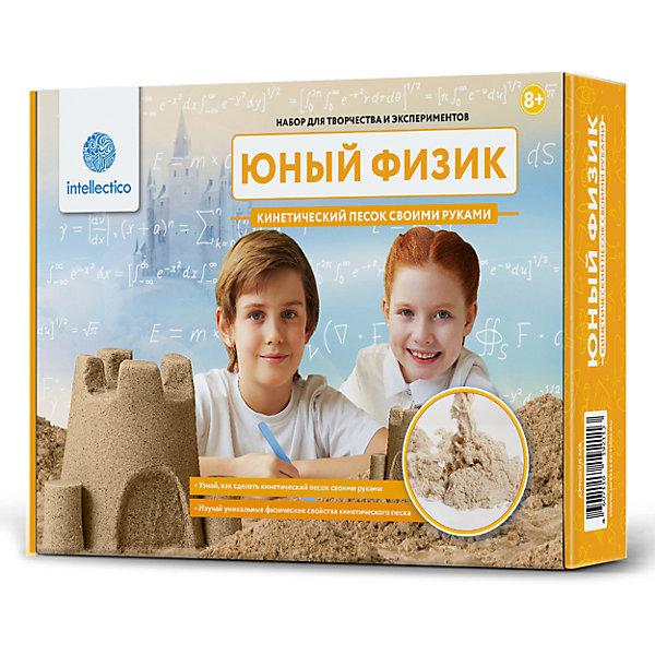 Купить Набор Intellectico 208 «Кинетический песок своими руками», Россия, Унисекс