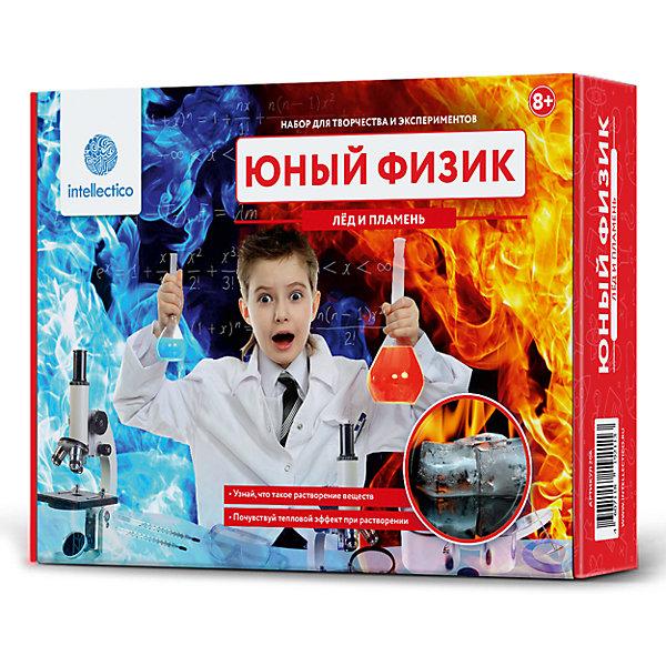 Intellectico Набор для опытов 206 «Лед и пламень»