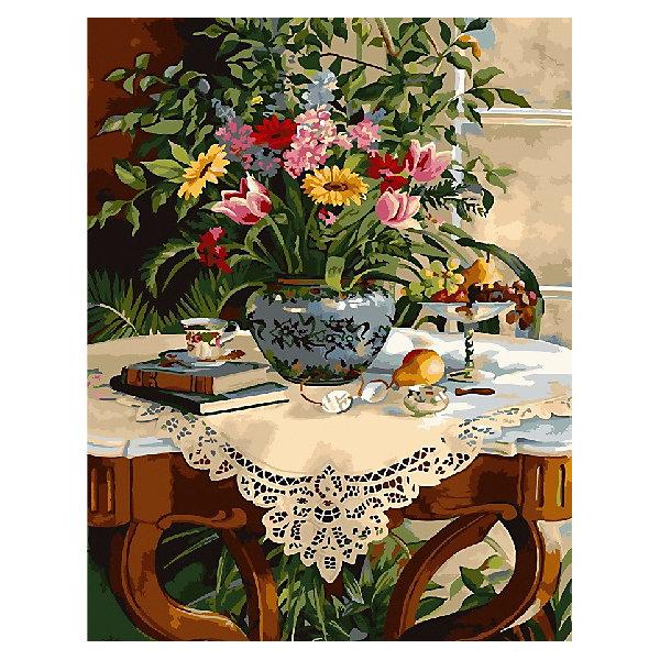 Color KIT Картина по номерам Color KIT Утренний чай