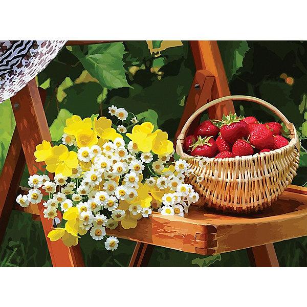 Color KIT Картина по номерам Дачное настроение