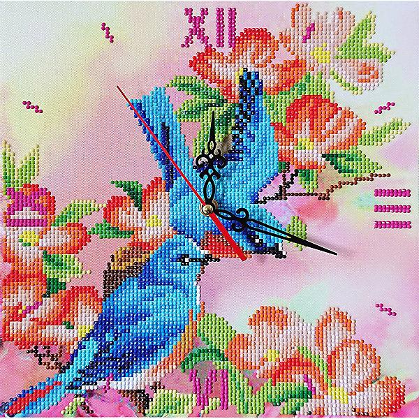 цена на Color KIT Алмазные часы Color KIT Райские птички