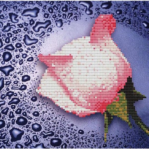 Мозаика по номерам Color KIT Белая розаАлмазная мозаика<br>Характеристики:<br><br>• в комплекте: холст, мозаика, пинцет<br>• упаковка: тубус<br>• страна бренда: Россия<br><br>Яркая мозаичная картина обязательно порадует всех творческих людей. Выкладывание мозаики подарит время приятного досуга, а готовая картина, помещенная в рамку, станет отличным дополнением интерьера. На холсте расположена пронумерованная схема, имеющая клеевую основу и защищенная бумагой. С помощью пинцета необходимо выкладывать разноцветные элементы на соответствующие участки.
