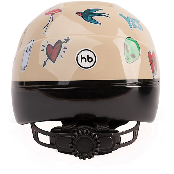 Защитный шлем Happy Baby Stonehead, бежевый