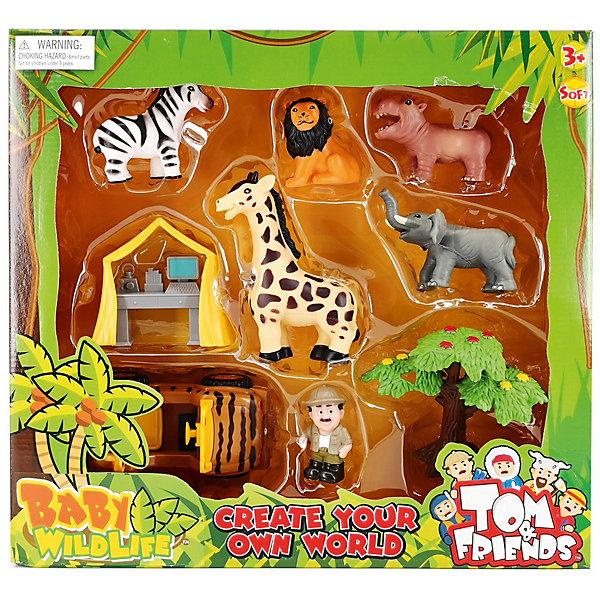 Toy Major Игровой набор «Дикие животные»