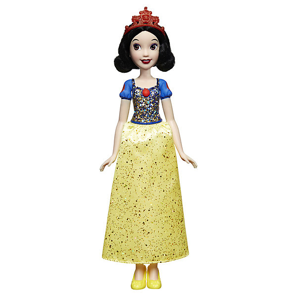 Фото - Hasbro Кукла Disney Princess, Белоснежка hasbro disney princess e4020 e4156 кукла ариэль