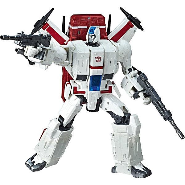 Hasbro Трансформеры Transformers Война за Кибертрон Класс Командеры, Джетфайр