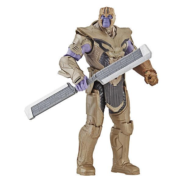 Купить Игровая фигурка Avengers Делюкс Танос, 15 см, Hasbro, Китай, Мужской
