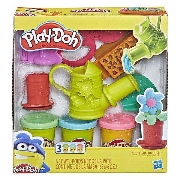 Купить Игровой набор Play-Doh Садовые инструменты , Hasbro, Китай, Мужской