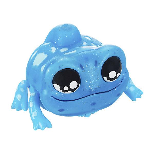 Hasbro Интерактивная игрушка Yellies Ящерица, Эхо Гекко