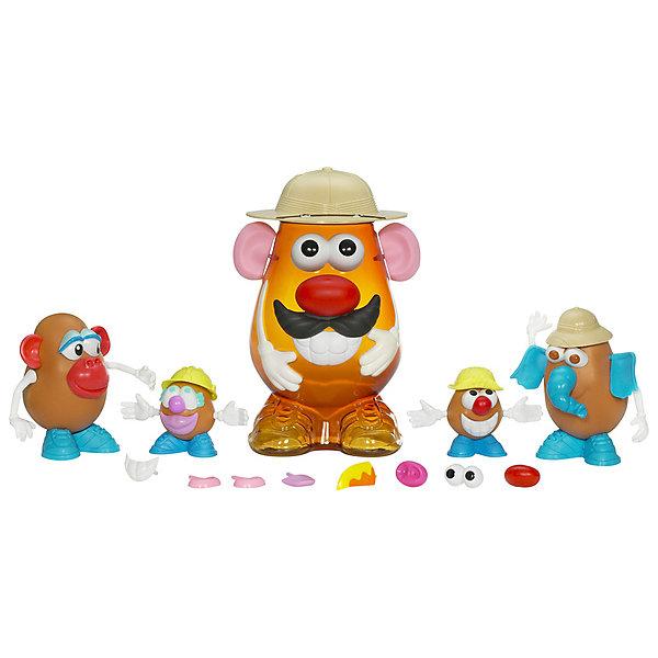 Hasbro Игровой набор Playskool Картофельная голова в Сафари
