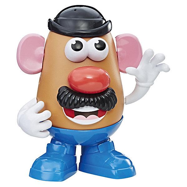 Фото - Hasbro Игровой набор Playskool Potato Head Классический Мистер Картофельная голова, 18,4 см игрушка playskool веселый щенок возьми с собой hasbro playskool