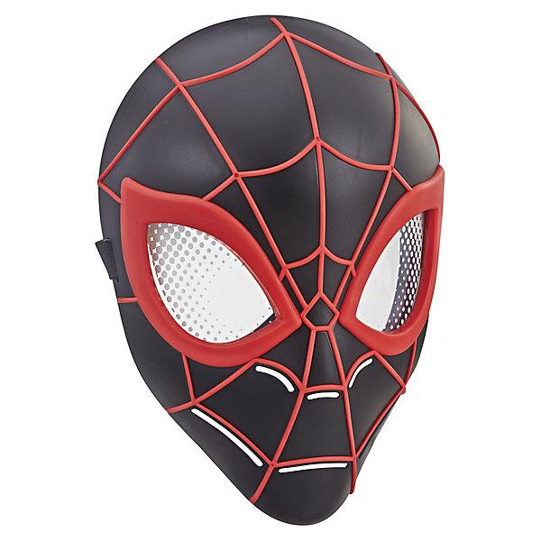 Купить Базовая маска Spider-Man, Майлз Моралес, Hasbro, Китай, Мужской