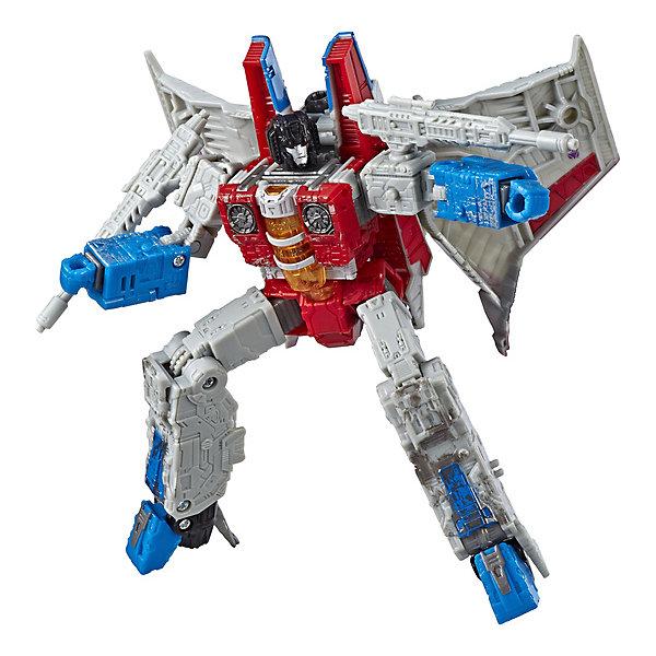 Hasbro Трансформер Transformers Класс вояджеры Скандалист