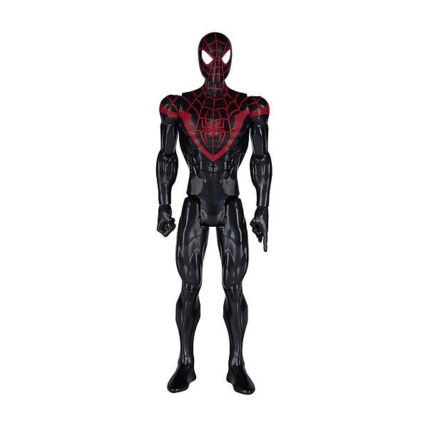 Hasbro Фигурка Spider-Man Power Pack Титаны Майлз Моралес, 29,2 см