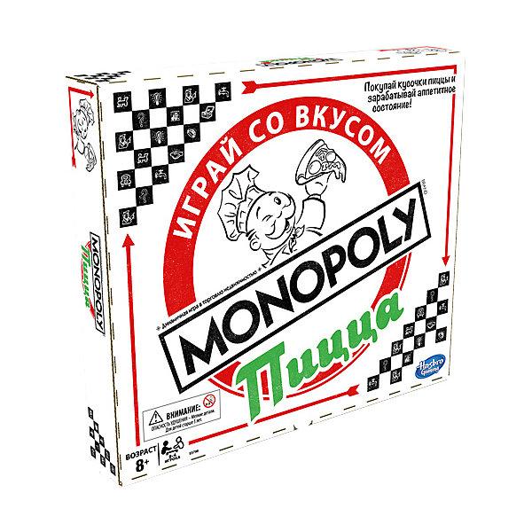 Hasbro Настольная игра Gaming Монополия Пицца
