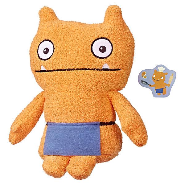 Hasbro Мягкая игрушка Ugly Dolls С наилучшими пожеланиями Вейдж, 11 см