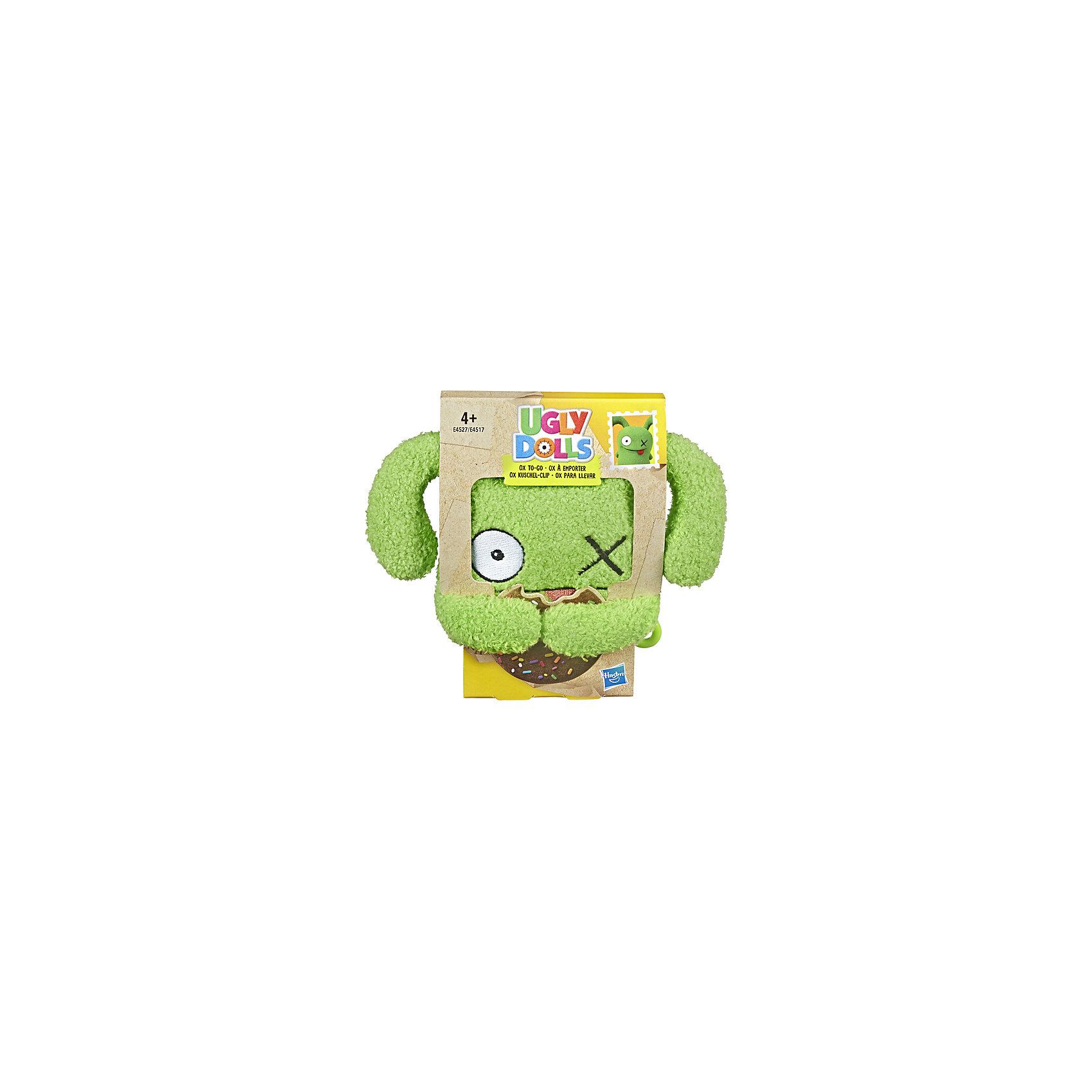 Мягкая игрушка-брелок Ugly Dolls, Окс