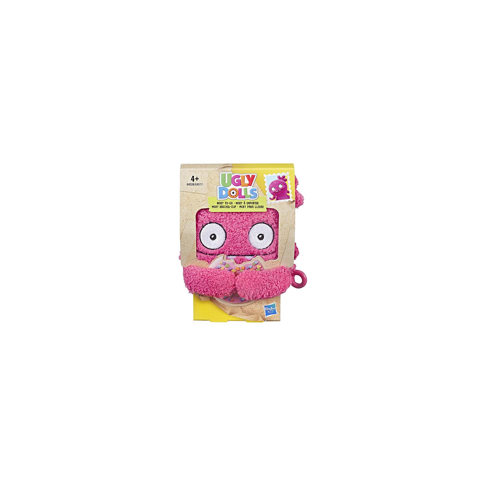 Мягкая игрушка-брелок Ugly Dolls, Мокси