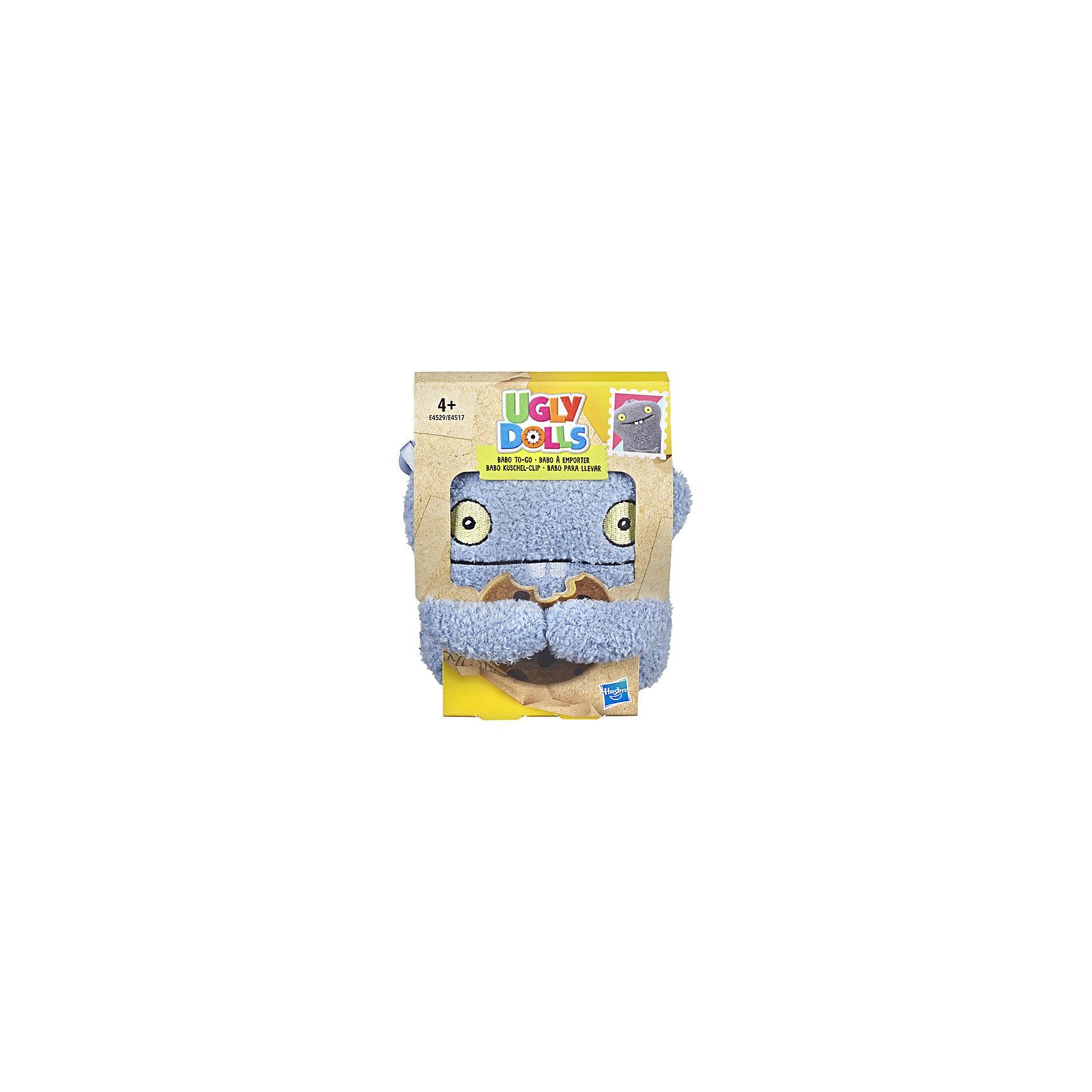 Мягкая игрушка-брелок Ugly Dolls, Бабо