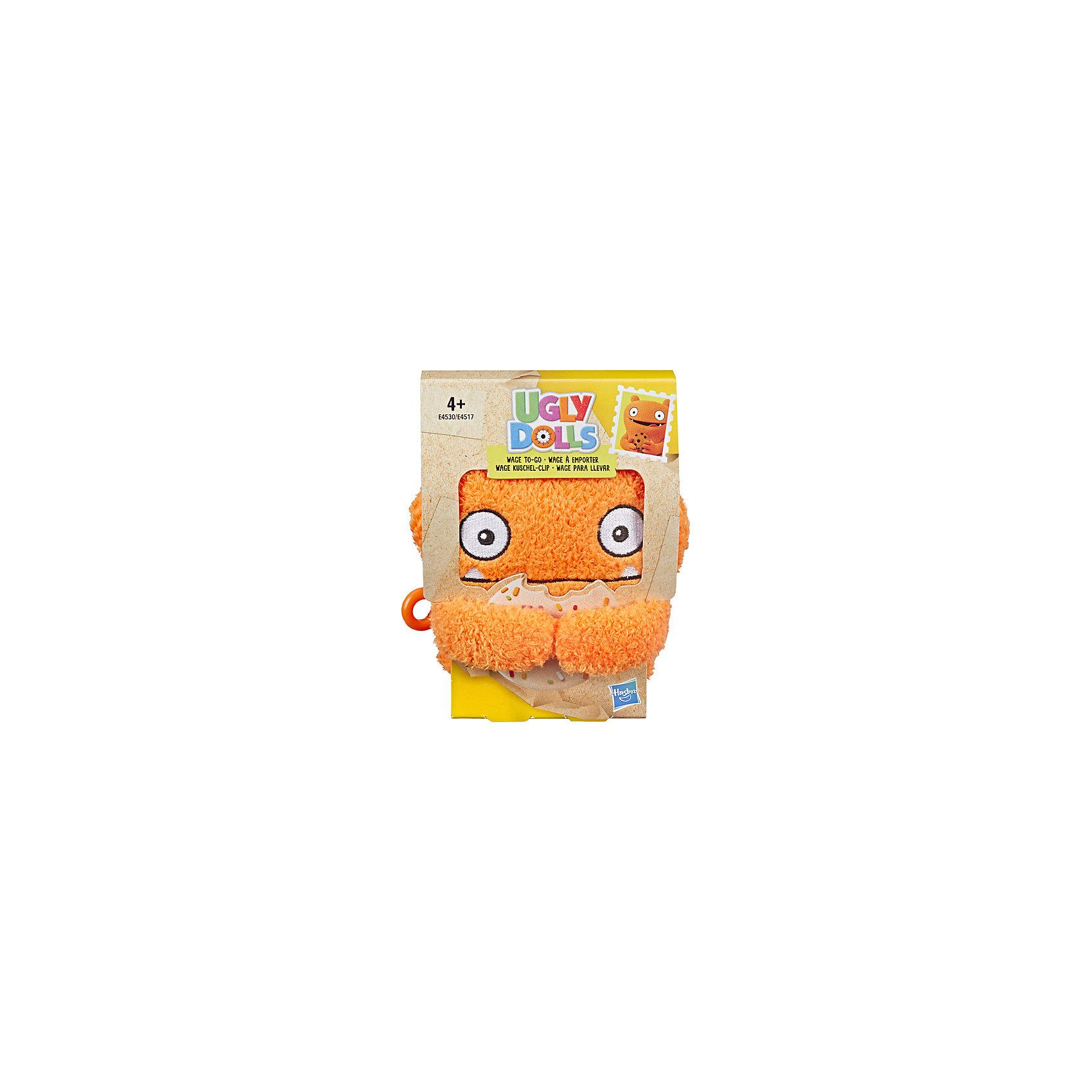 Мягкая игрушка-брелок Ugly Dolls, Вейдж