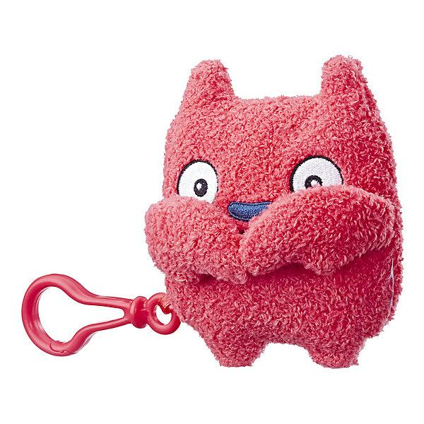 Hasbro Мягкая игрушка-брелок Ugly Dolls, Счастливчик Бэт