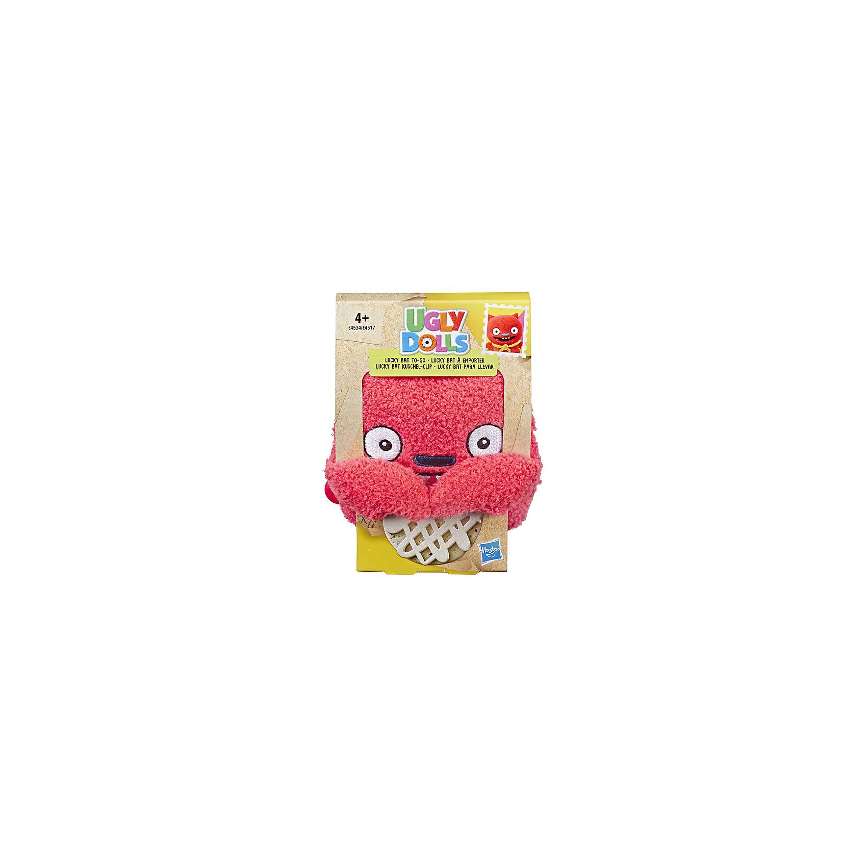 Мягкая игрушка-брелок Ugly Dolls, Счастливчик Бэт