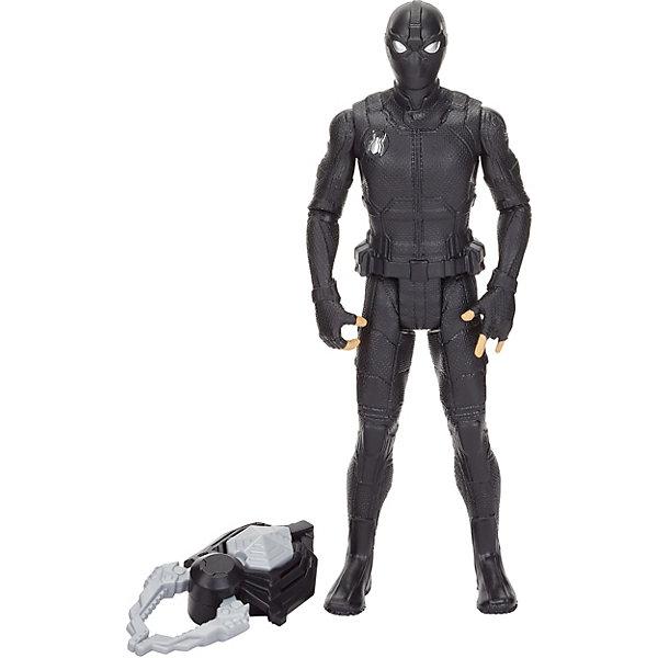Фото - Hasbro Игровая фигурка Spider-Man Возвращение домой Чандлер, 15 см hasbro игровая фигурка spider man хобгоблин сакс