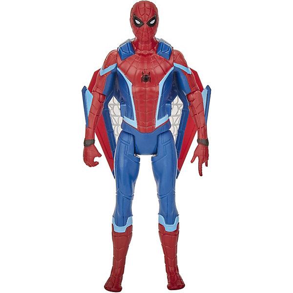 Hasbro Игровая фигурка Spider-Man Возвращение домой Человек-Паук с планерным снаряжением, 15 см флат е факультет уникальной магии возвращение домой