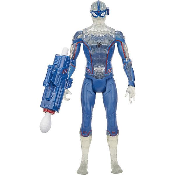 Hasbro Игровая фигурка Spider-Man Возвращение домой Человек-Паук под прикрытием, 15 см