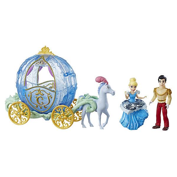 Hasbro Игровой набор Disney Princess Сцена из фильма Золушка