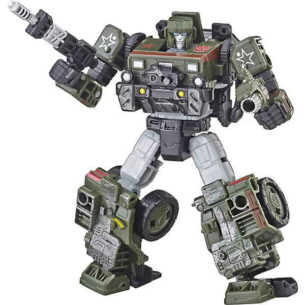 Hasbro Трансформер Transformers Война за Кибертрон Делюкс Хаунд