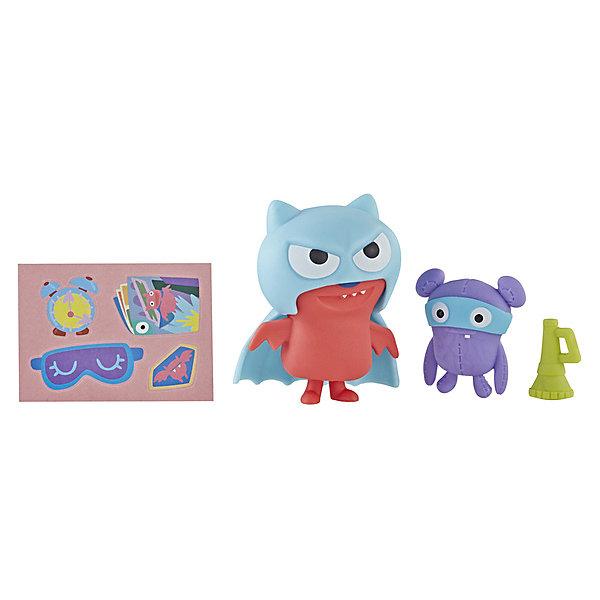 Hasbro Коллекционная фигурка Ugly Dolls, Счастливчик Бэт