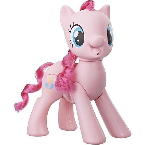 Купить Интерактивная фигурка My little Pony Смеющаяся пони Пинки Пай, Hasbro, Китай, Женский