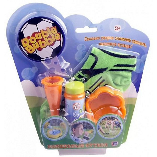 Купить Характеристики: • материал: пластик • в наборе: раствор, трубка для выдувания, лоток, носок • страна бренда:, HTI, Китай, разноцветный, Мужской
