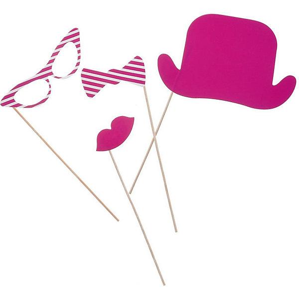 Купить Набор для вечеринок Феникс-Презент Розовый, Китай, Унисекс